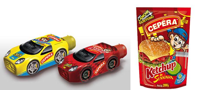 Totalidade dos royalties das embalagens Senninha da Cepêra vão para o Instituto Ayrton Senna