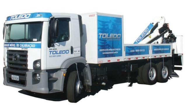 Toledo investe R$ 1,5 milhão para ampliar serviço de calibração de balanças rodoviárias e ferroviárias