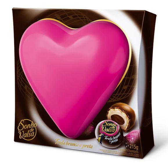 Embalagens-presente Lacta para o Dia dos Namorados