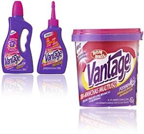 Bombril expande linha de pré lavagem Vantage em embalagens econômicas
