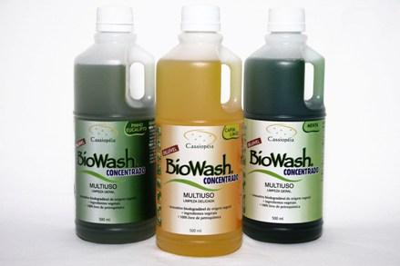 Cassiopéia lança Biowash Concentrado