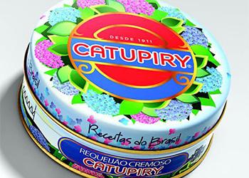 Catupiry lança embalagem comemorativa da região Sul do Brasil