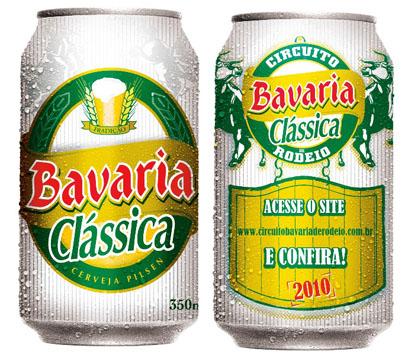 Circuito Bavaria Clássica de Rodeio comemora 2ª temporada de sucesso com embalagem temática