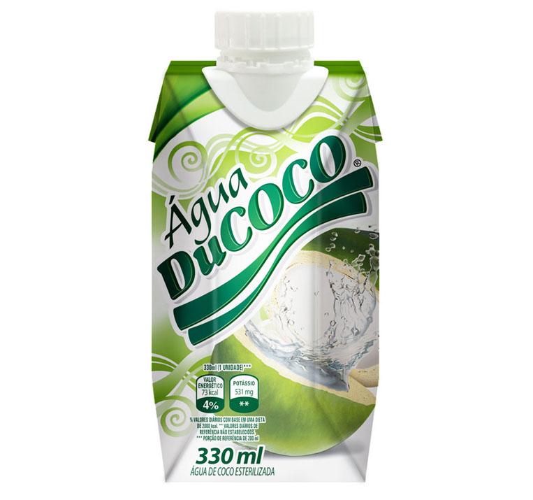 Ducoco apresenta novidade na linha de água de coco