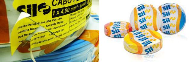 Embalagens da SIL passam a ter etiquetas picotadas