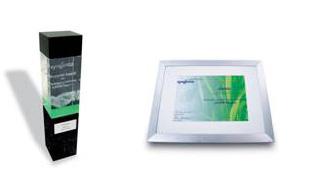 Fornecedor de embalagem: Unipac é premiada pela Syngenta