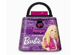 Inovação: embalagens em forma de bolsa na linha de produtos de beleza da Barbie