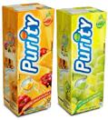 Purity tem nova identidade visual e quatro novas bebidas