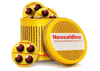 Neosaldina celebra 40 anos com embalagem comemorativa