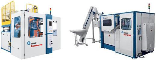 Romi demonstra máquinas ao setor de embalagens na Brasilpack 2012