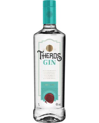 Salton lança gin Theros em garrafa exclusiva da Verallia