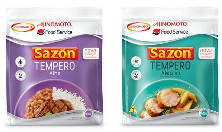 Ajinomoto Food Service destaca praticidade dos produtos em novas embalagens