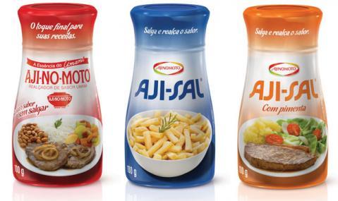 Aji-No-Moto e Aji-Sal ganham nova roupagem em 2015