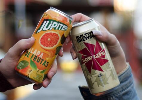 Cervejas artesanais em lata ganham cada vez mais espaço no mercado