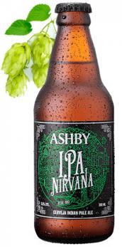 Ashby lança IPA Nirvana em versão 600ml