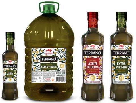 Azeite Terrano renova blend e embalagem