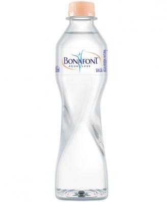 Bonafont investe na categoria premium e lança nova garrafa de água mineral