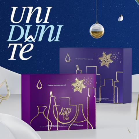 Água de Cheiro lança caixa promocional para o Natal
