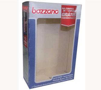 Novo cartucho para Bozzano