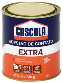 Cascola lança embalagens econômicas de adesivo de contato