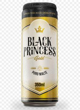 Cerveja Black Princess lança versão em lata