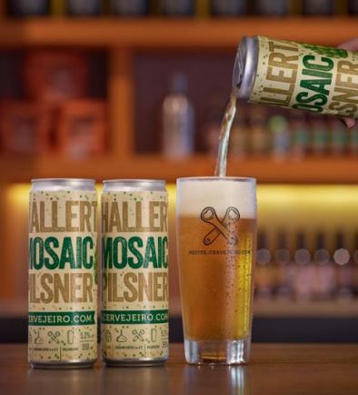 Cervejarias artesanais aderem as latas de alumínio
