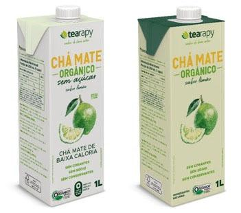 BrasilBev lança chá mate orgânico em embalagens Tetra Pak