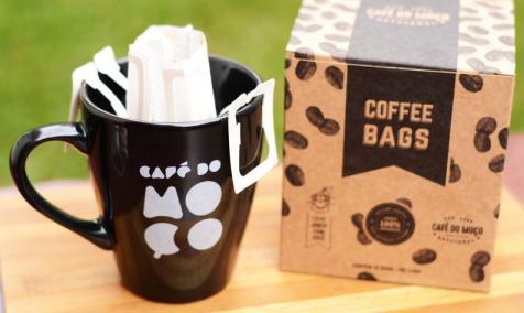 Coffee Bag: a solução para o café perfeito em qualquer ocasião