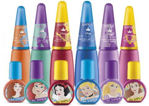 Coleção Impala Princesas da Disney