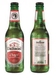 DeBron adota garrafa verde para long neck artesanal