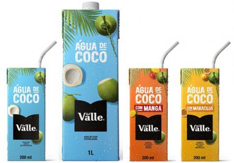 Del Valle Água de Coco é o novo lançamento de Coca-Cola Brasil