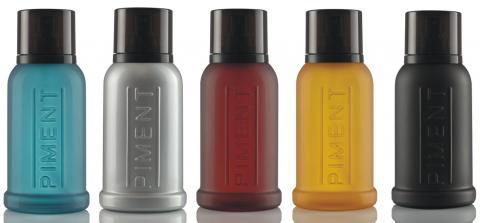 Piment apresenta novas deo colônias masculinas em embalagem exclusiva