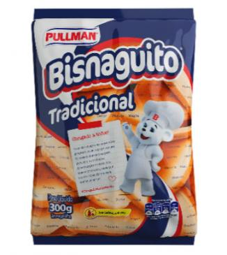 Bimbo Brasil homenageia colaboradores nas embalagens das bisnagas Pullman