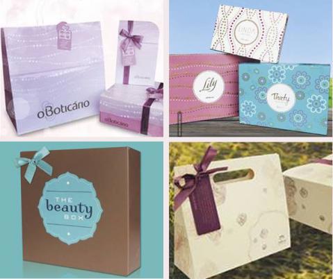 Marcas apostam em embalagens especiais para o Dia das Mães