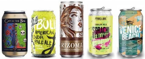 Cervejarias organizam envase coletivo de cerveja em lata