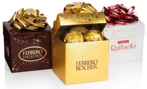 Ferrero lança embalagens especiais para agradecer e surpreender