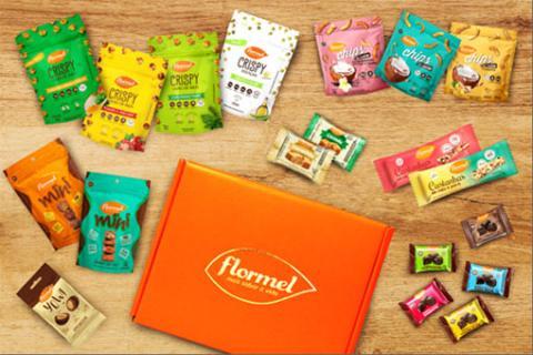 Flormel lança caixas personalizadas para público com restrição alimentar