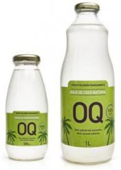 A OQ Bebidas Saudáveis amplia portfólio e lança água de coco natural em vidro