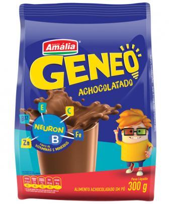 Achocolatado Geneo ganha novo visual e amplia portfólio de embalagens
