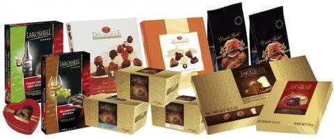 Chocolates para presentear no Dia dos Namorados
