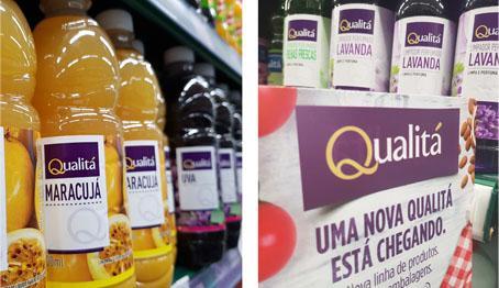 Qualitá se reposiciona no mercado e lança novos produtos