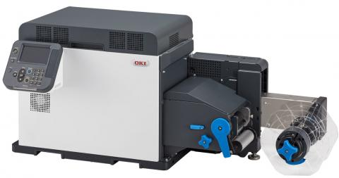 OKI Data lança impressora de rótulos e etiquetas de baixo volume