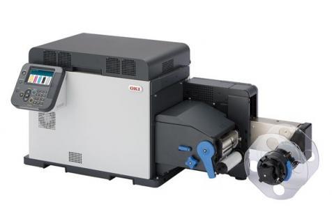 OKI Data lança impressora para mercado de rótulos e etiquetas personalizadas