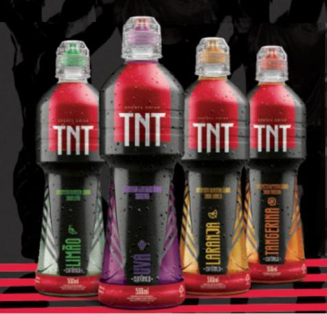 Isotônico TNT Sports Drink chega ao mercado