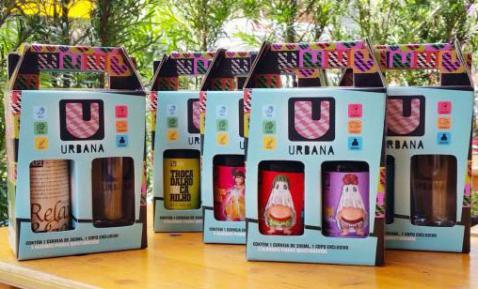 Cervejaria Urbana lança kits para presente