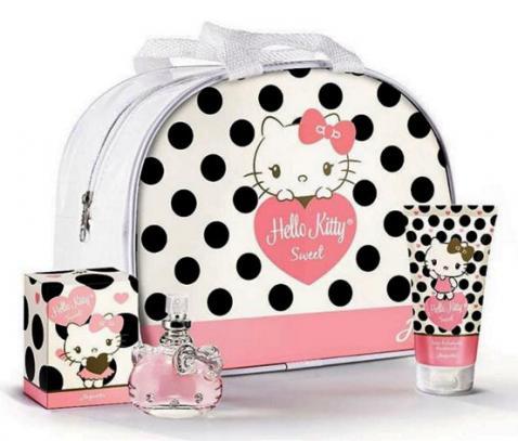 Hello Kitty ganha novos produtos no catálogo da Jequiti