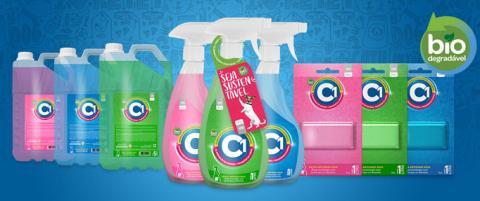 A C1, linha sustentável de produtos pet em sachê, chega ao mercado