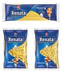 Selmi lança novas embalagens de macarrão com ovos para a marca Renata