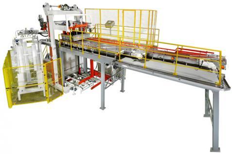 Mesal projeta máquina toda parametrizada ao custo de equipamento convencional