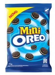 Oreo lança biscoito em formato mini no Brasil